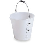 Watering Bucket (Translucent Natural)