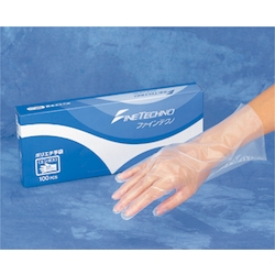 FT Polyethylene Embossed Gloves