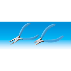 Set of Needle Nose Pliers and Plastic Nippers