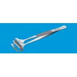 Flat Tweezers for Wafers 41 W