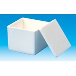 Alumina Square-type Saggar only, ACE MM brand / Square-type Saggar Lid only ACE