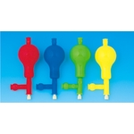 Silicone Color Safety Pipette 50 ml Red, Blue, Green, Yellow