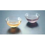 Glass Evaporation Dish Round Bottom/Flat Bottom