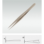 Ultraprecision Tweezers DU-3C INOX