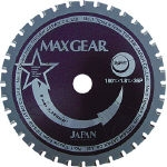 Max Gear for Steel and Stainless Steel