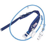 Pole Safety Body Belt for Both U-Shaped Suspension/Single-Line Suspension