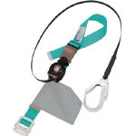 Retractable Type Safety Belt (Aluminum Buckle Type)