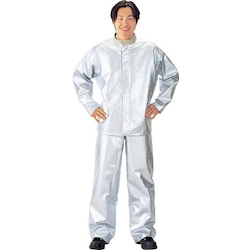 Aluminum Heat Resistant Protective Work Clothes, Work Pants