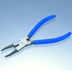 Snap Ring Pliers Hole-Use, Straight (Spring Attached)