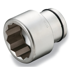 Impact Socket (Bi-hexagonal) 20AD