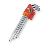 Long Hex Key L-Shaped Wrench Set ALB900