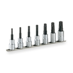 Torx Socket Set (Tamper-Proof Type with Holder) HTX407H