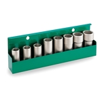 Long Socket Set for Impact Wrenches (Wall Hanging Type) NV608