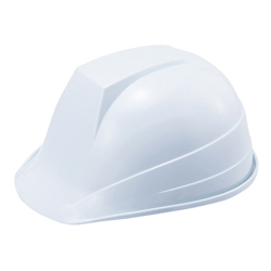 PC Resin Helmet Airlight ST-189 (with Rain-Catcher Groove, Shock Absorbing Liner) ST-189-GZ-EPA