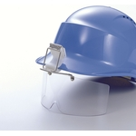 Helmet Mounted Safety Glasses AS