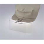 Fabric Hat Mount Type Protective Glasses