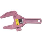 Short trap wrench (vertical type aluminum motor wrench)