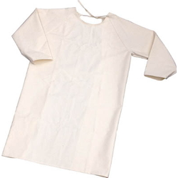 Flame Retardant Finish Protective Gear, Apron with Sleeves