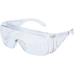 One-Piece Safety Glasses (Small Type, Autoclavable)