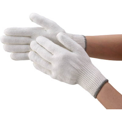 Thin Type Shino Fabric Work Gloves (Set of 10 Pairs)