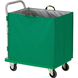 Plastic Trolley, Grand Cart, with Hand Truck Box, without Lid Type