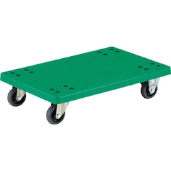 Plastic Flat Trolley, Grand Cart