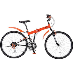 "Blowout-Free Bicycles for Use on Premises and in Case of Disasters, Hazard Runner (26"")"