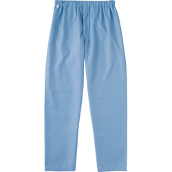Cleanroom Work Clothes (Antistatic Yarn Grid) Pants