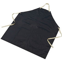 Antibacterial Vinylon Apron (Chest Cover) L Size