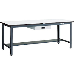 Medium Work Bench with 1 Thin Drawer Steel Tabletop Average Load (kg) 500