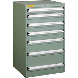 Medium Duty Cabinet, VE6S Type (3 Lock Safety Mechanism), Height 1000 mm