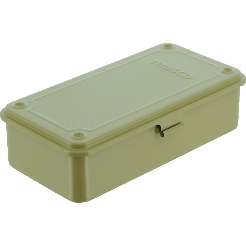 TRUNK-STYLE TOOL BOX  Light Sand T-190LS
