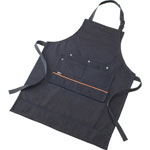 Work Apron, Black