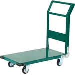 Steel Trolley, Fixed Handle Type, Handle Height 880 mm