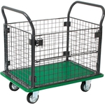 High Grade Trolley with Wire Mesh