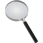 Magnifying glass with handle
