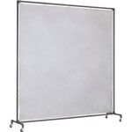 Super Reflective Spatter Sheet Screen for Sparks (Double-Sided Coating Type)