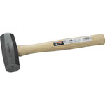 Stone Headed Hammer (Wooden Handle)