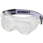 Safety Goggles for Flying Fine Particles