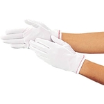 Low Dust Generating Sewn Gloves for Long Working Hours, Set of 10 Pairs