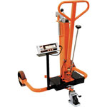 Drum Hand Truck with Balance (with Scale)