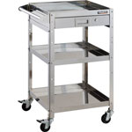 Clean Rabbit Wagon (SUS304 with Handle and Drawer)