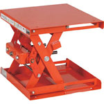 Workbench Lifter, Manual Lifting Type, Table Height (mm) 160–362