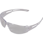 Twin-Lens Safety Glasses, Transparent Pack of 10