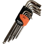 Stainless Steel Ball Point Hex Wrench (Standard Type)