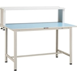 Light Work Bench with Upper Shelf Average Load (kg) 250