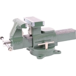 Mechanic Vise with Turntable (2-Way Type)