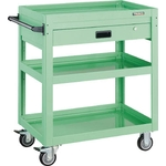 "Tool Wagon ""Dolphin"" (Urethane Caster 1 Drawer)"