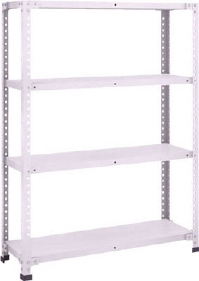 Small to Medium Capacity Shelf Model TLA (Open Type, 150 kg Type, Height 1,200 mm)