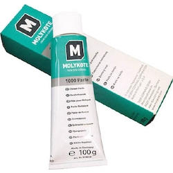 Molykote, 1000, Screw Lubricant, 100 g Tube